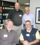 Rus Howard (MVC); Rich Halmekangas (MVC); Jim Farrell (East); Dean Weaver (Alleghenies)