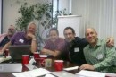 Dana Opp (Alleghenies); Dave Brogren (Pacific); Dan Borgelt (Rivers and Lakes); Matthew Everhard (Florida); Jeremy Bedenbaugh (Mid-America)